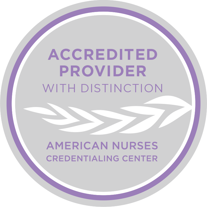 ANCC - Accredited Provider with Distinction