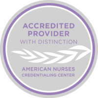 ANCC Accredited Provider with Distinction