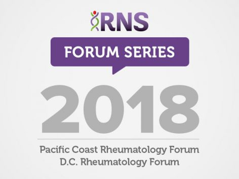2018 RNS Forum-Series