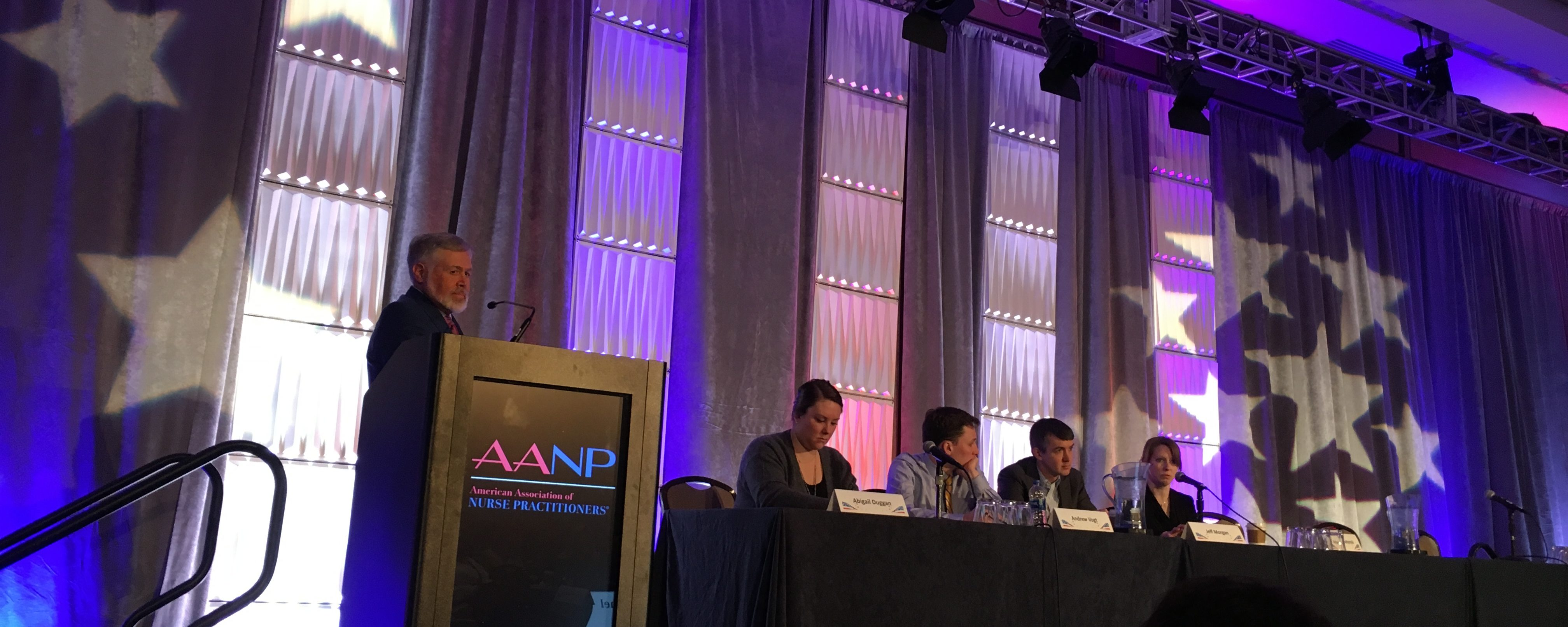 An Update from the RNS on the 2019 AANP Health Policy Conference