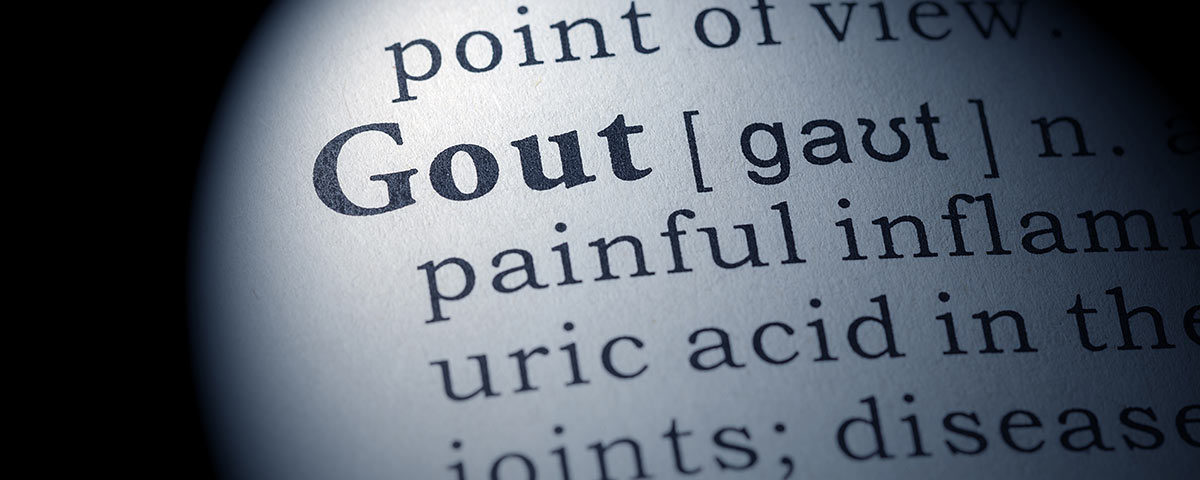No Doubt, It's Gout (and Psoriatic Arthritis)