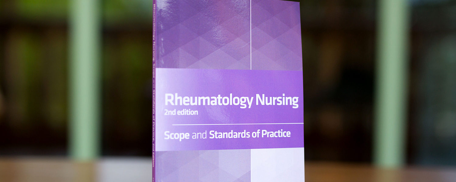 Updated Second Edition of Scope & Standards of Practice in Rheumatology Nursing