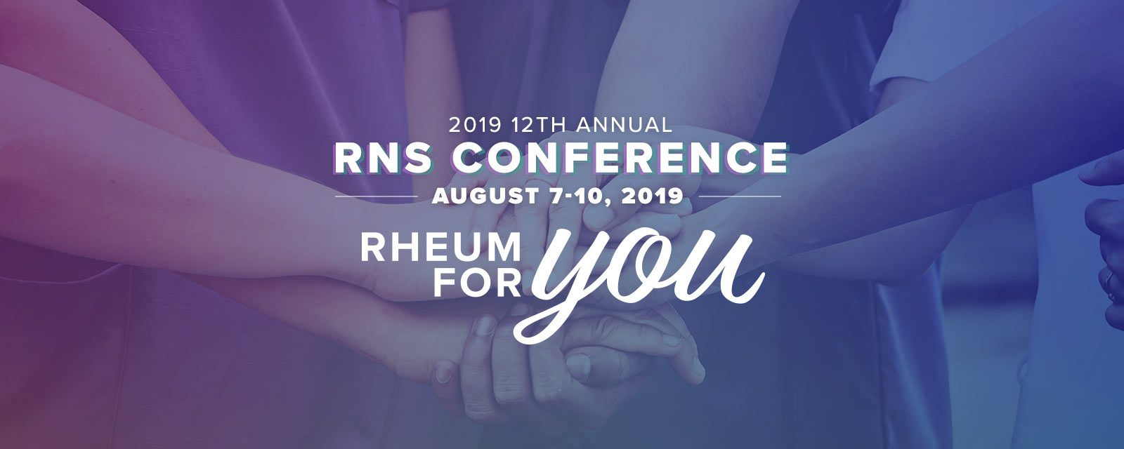 2019 12th Annual RNS Conference – Enduring Sessions