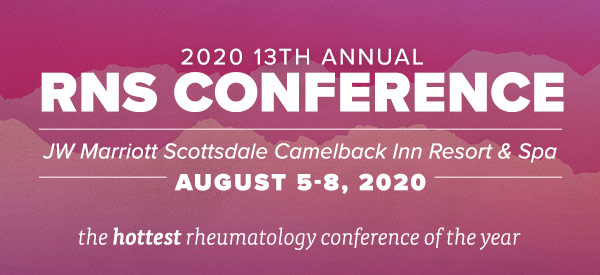 2020 RNS Conference - August 5-8, 2020