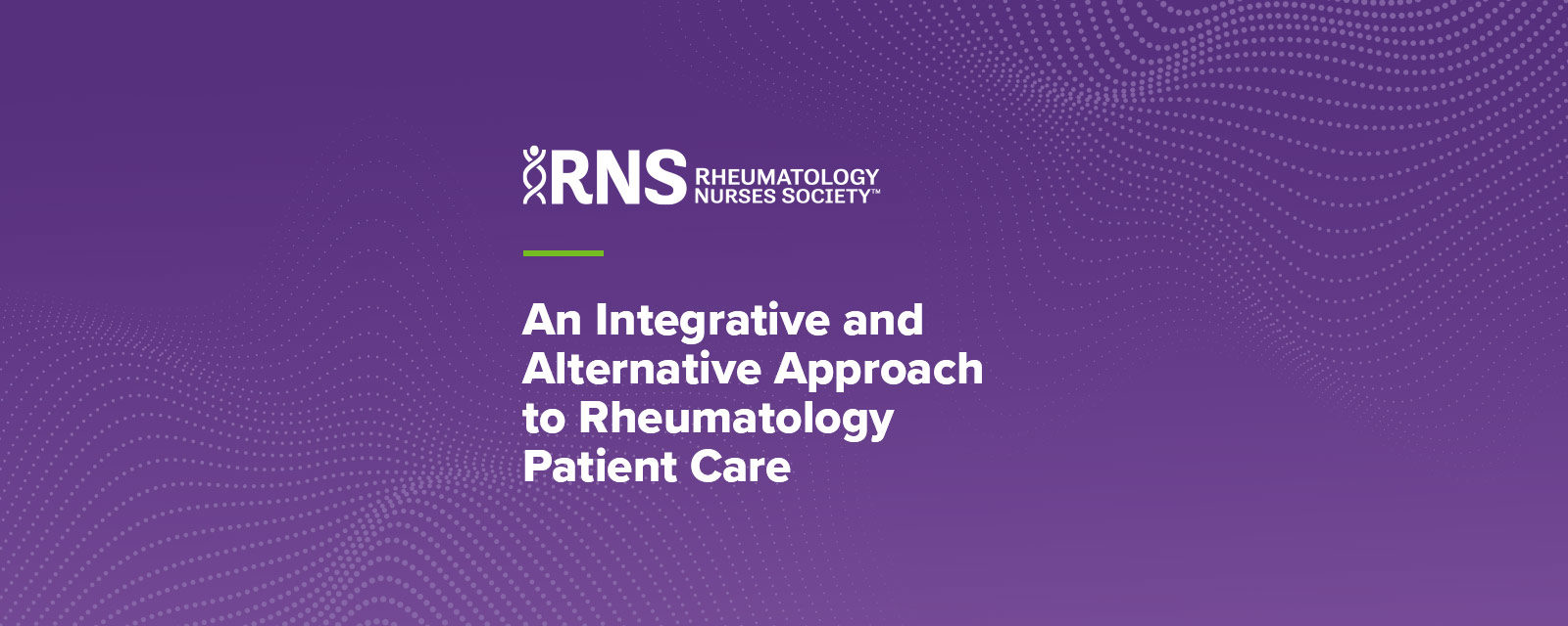An Integrative and Alternative Approach to Rheumatology Patient Care